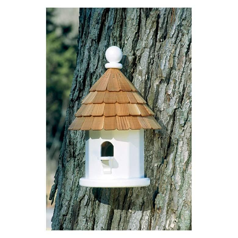 Good Directions Lazy Hill Farm Back Porch Wren Bird House
