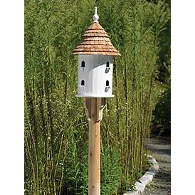 Peachy Decorative Bird Houses Beautiful Feeders Lamps Plus Download Free Architecture Designs Scobabritishbridgeorg