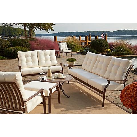 Panama Jack Island Breeze 5-Piece Patio Lounge Set