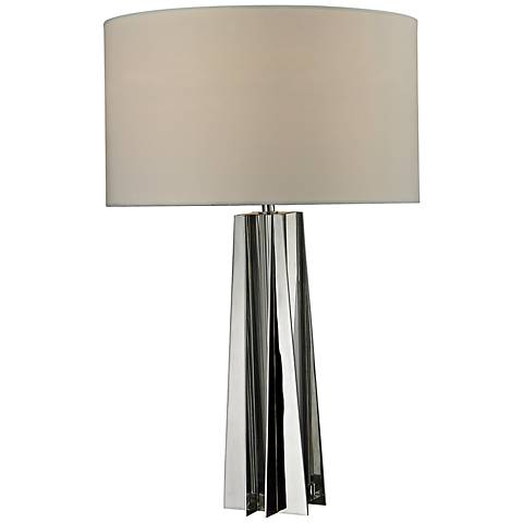 Dimond Ranick Clear Crystal Table Lamp