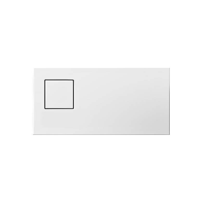 adorne® White 1/2 Gang LED Nightlight