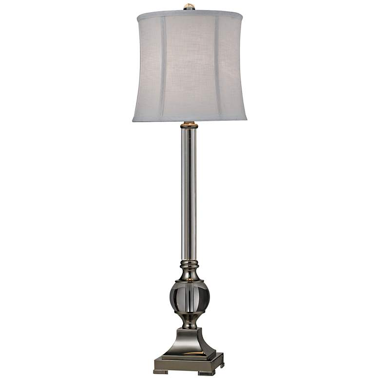 Corvallis Crystal Table Lamp