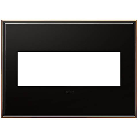 adorne® 3-Gang Oil-Rubbed Bronze Wall Plate