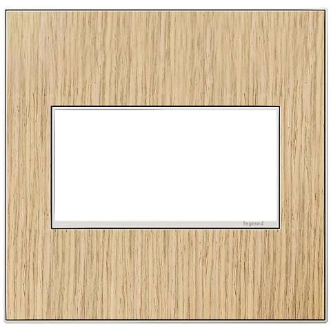 adorne® 2-Gang French Oak Wall Plate
