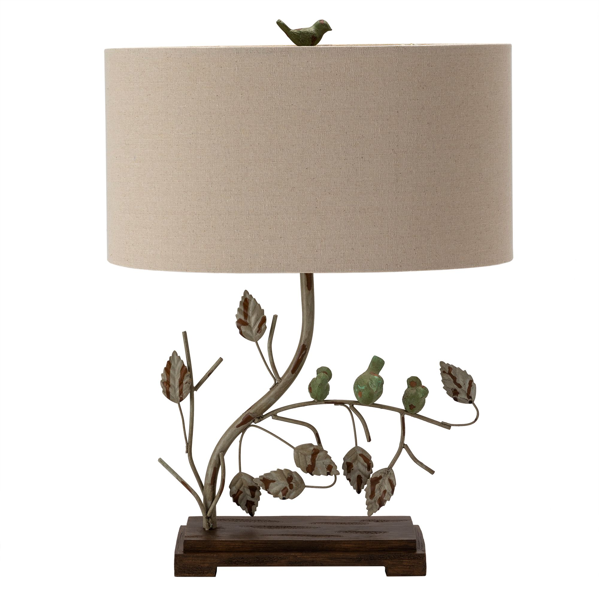 Great Crestview Collection Ella Antique Tree Branch Table Lamp