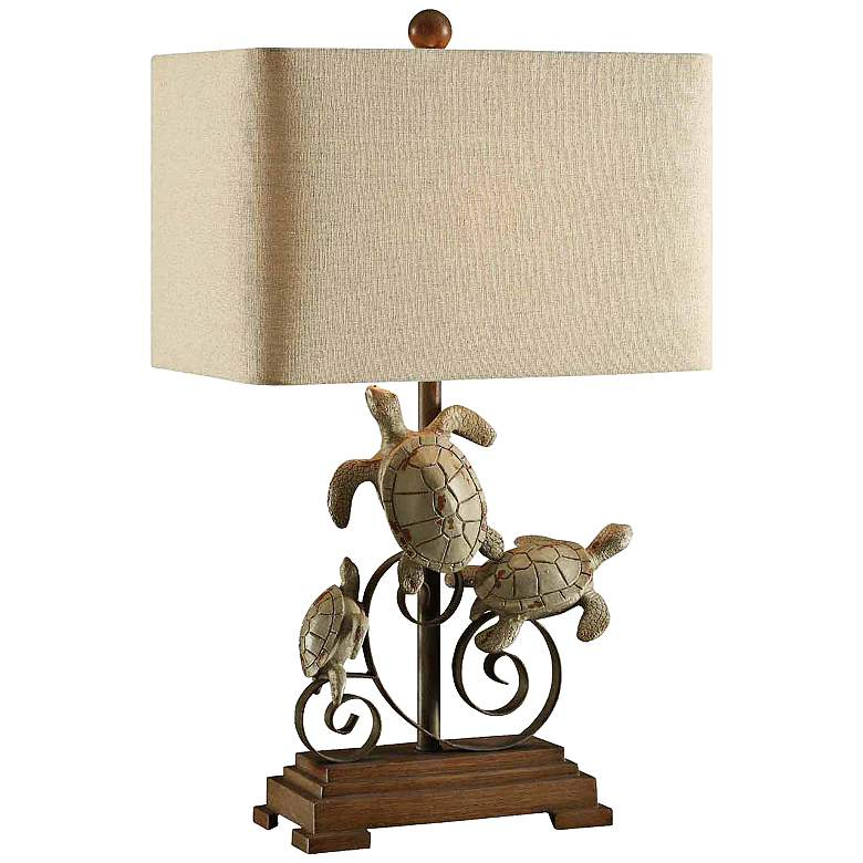 Crestview Collection Turtle Bay Table Lamp