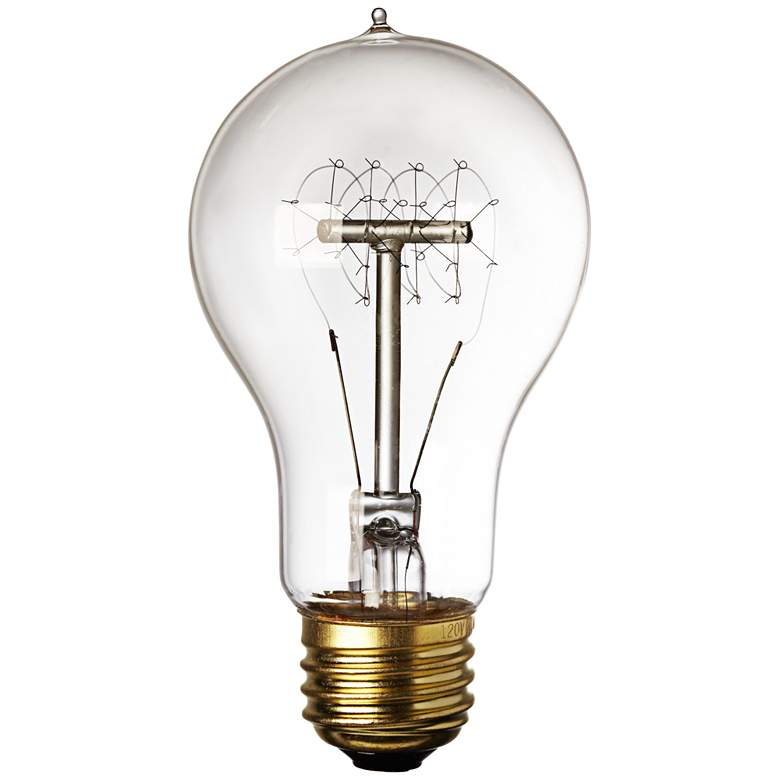 Victorian Edison Style 60 Watt Medium Base Light Bulb