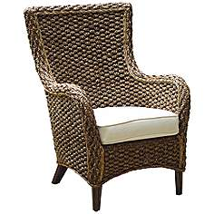 tropical occasional chairs seating lamps plus