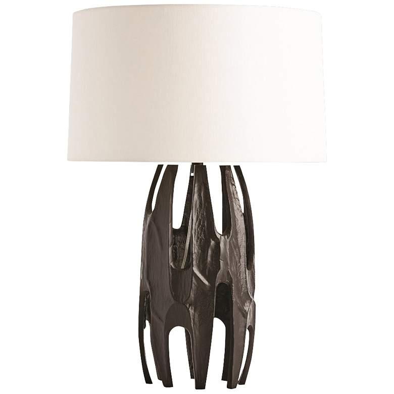 Arteriors Home Naomi Antique Bronze Table Lamp