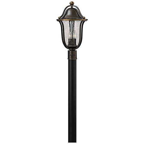 "Hinkley Bolla 20 1/2"" High Olde Bronze Outdoor Post Light"