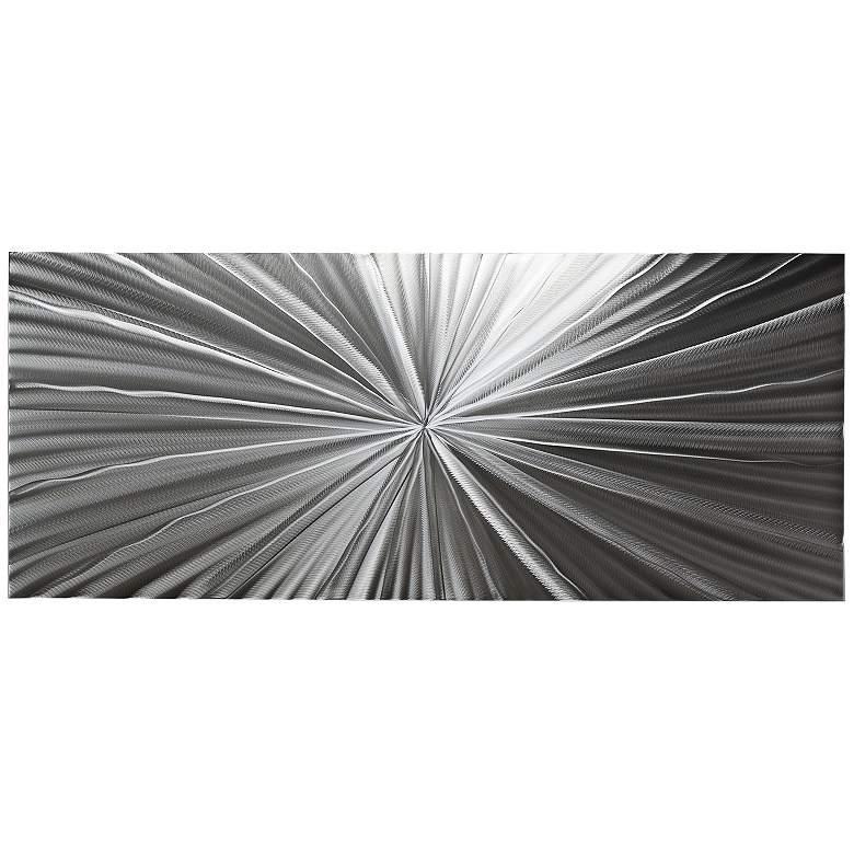 "Tantalum Composition 48"" Wide HD Photo Print Wall Art"
