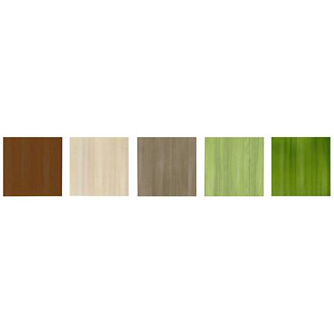 "Nature's Touch Colorful 5-Piece 12"" Square Wall Art"