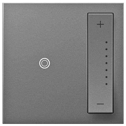 Softap Magnesium Wi-Fi Ready Tru-Universal Dimmer Switch