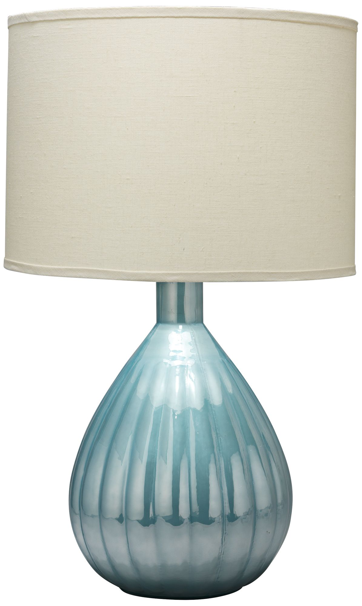 Attractive Jamie Young Akoya Gray Pearl Glass Table Lamp Nice Design