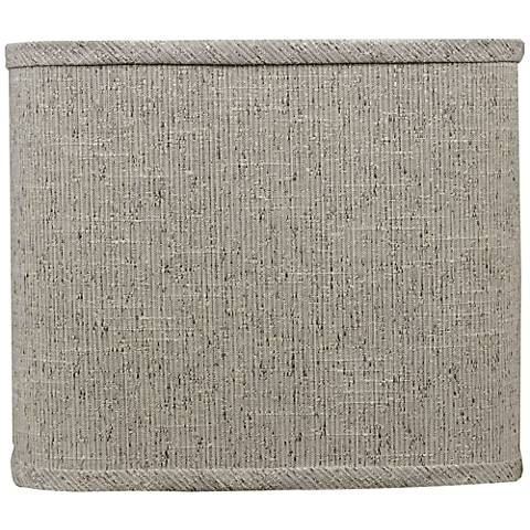 Siam Textured Brown Square Lamp Shade 11x11x9.5 (Spider)