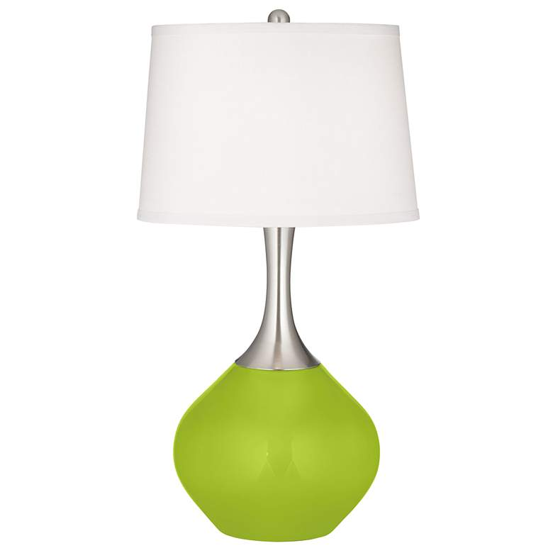 Tender Shoots Spencer Table Lamp with Dimmer