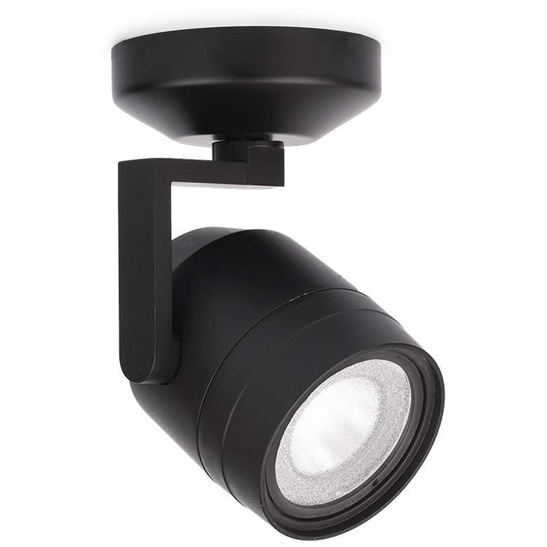 WAC Paloma Black 3000K LED Track Ceiling Spot