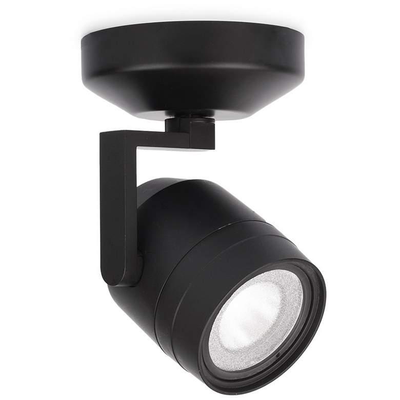 WAC Paloma Black 2700K LED Track Ceiling Spot