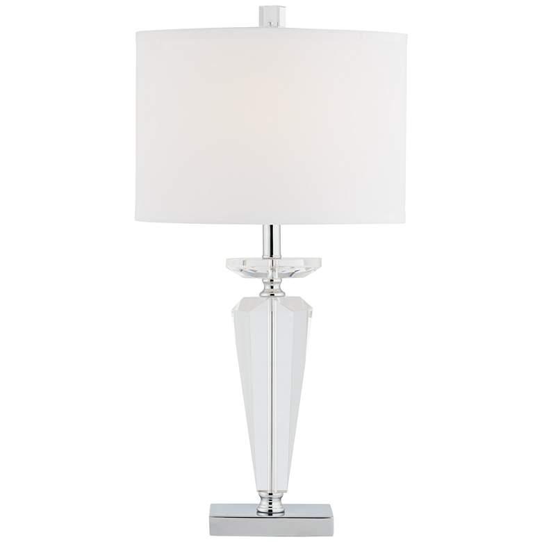 Sabbrina Luxe Style Crystal Table Lamp