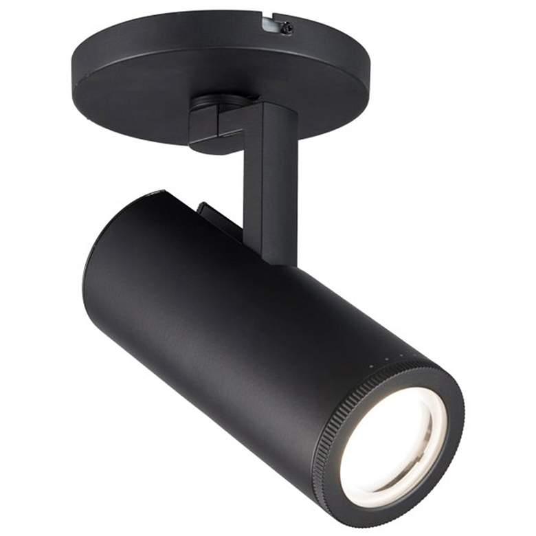 Paloma Black Adjustable 3000K LED Track Ceiling Spot Light