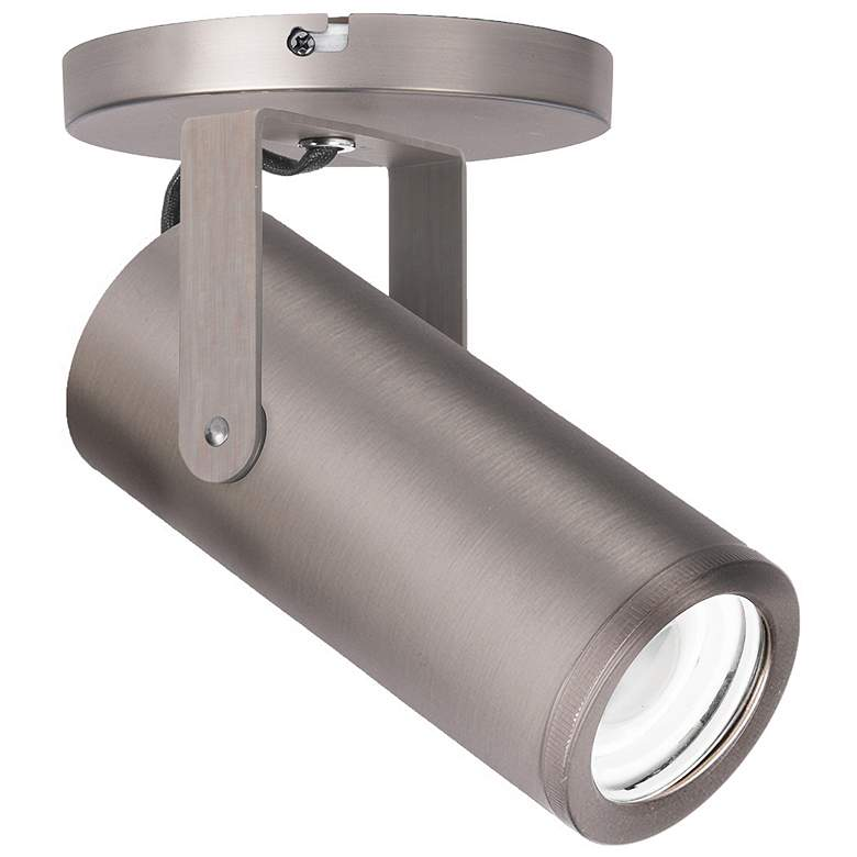 WAC Silo X20 Nickel 3000K LED Track Ceiling Spot Light