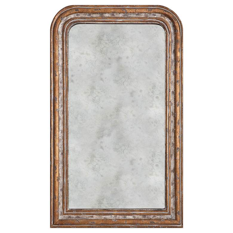 """New South Florence Gesso 28"""" x 47"""" Vanity"""