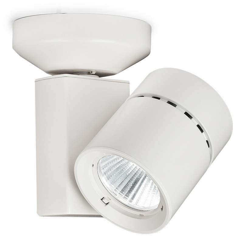 WAC Exterminator II White 35W LED Track Ceiling