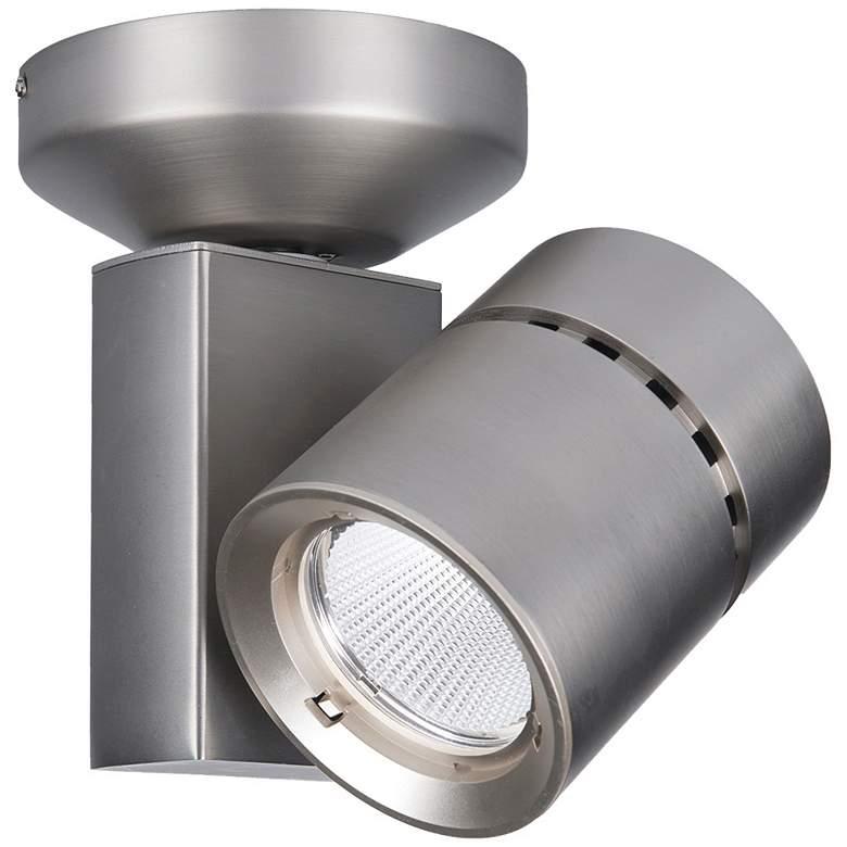 WAC Exterminator II Nickel 35W LED Track Ceiling Spot Light