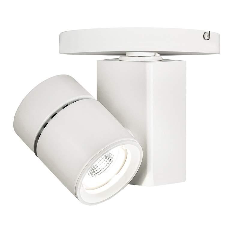 WAC Exterminator II White 14W LED Track Ceiling Spot Light