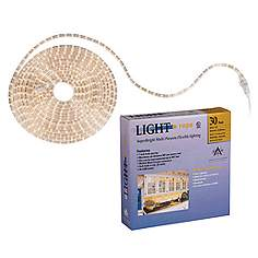 Party lights and outdoor string lights lamps plus superbright 30 foot long rope light aloadofball Choice Image