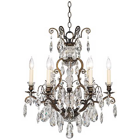 "Schonbek Renaissance Collection 23 1/2"" Crystal Chandelier"