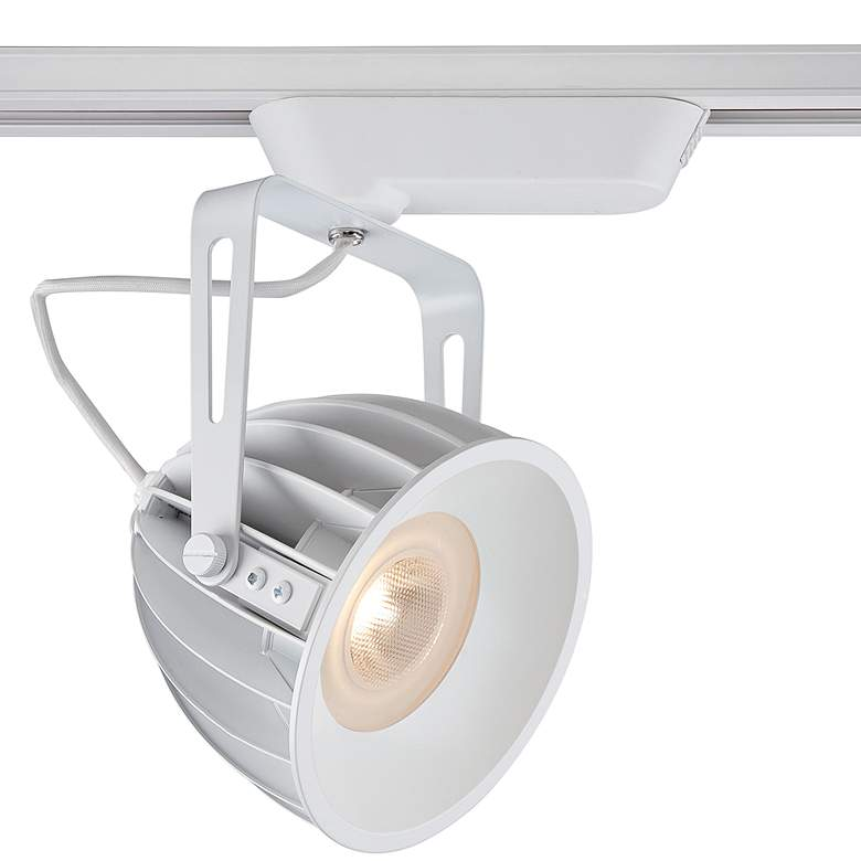Eurofase White 30 Watt LED Cage Track Head