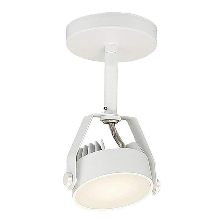 Eurofase White 9 Watt LED Track Ceiling Spot