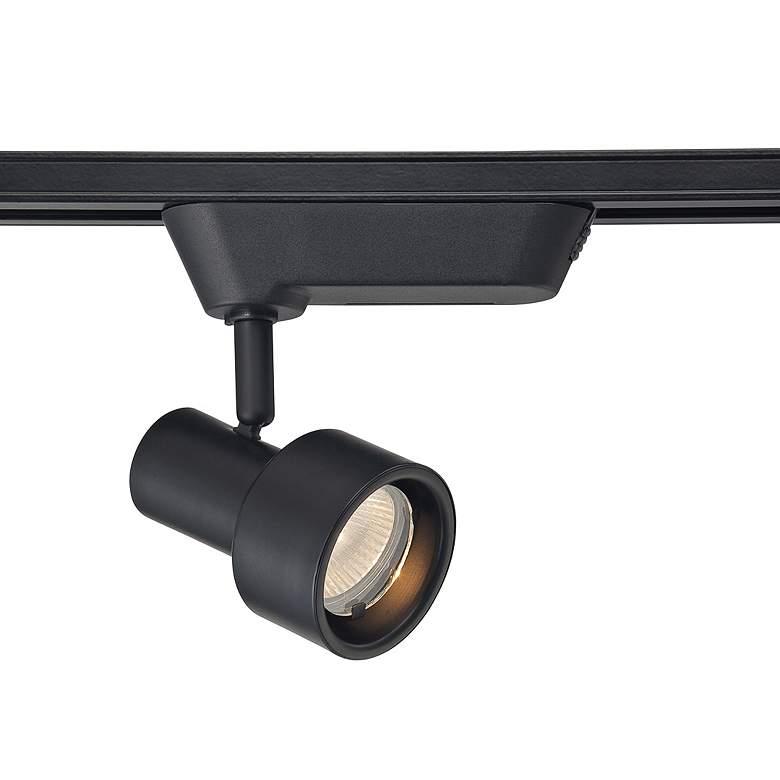 Eurofase Black MR16 Halogen Step Cylinder Track Head