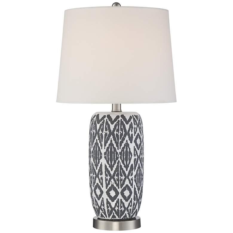 Kenny Southwest Ceramic Table Lamp