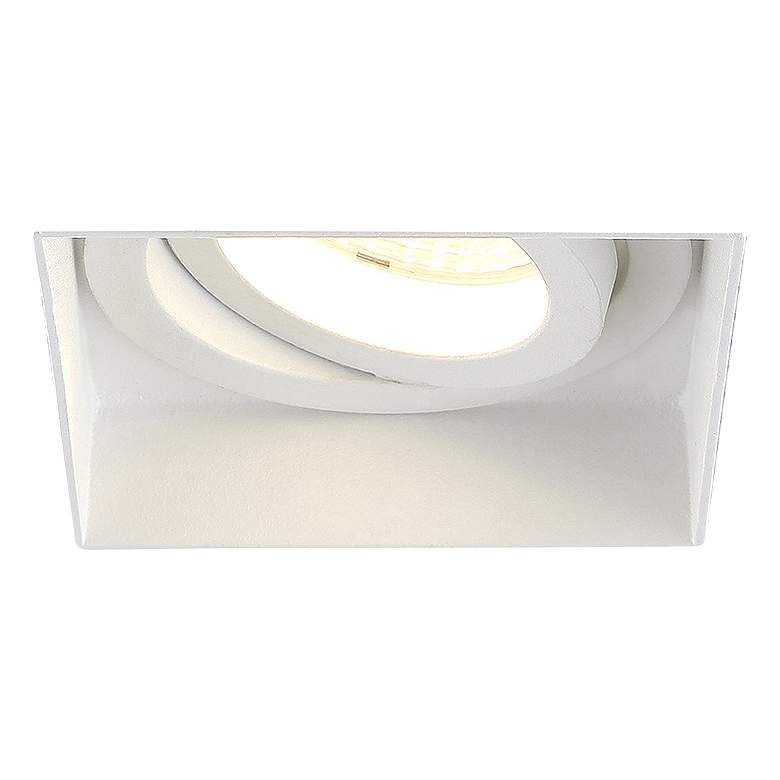 "Amigo 3"" White 15 Watt LED Square Trimless"