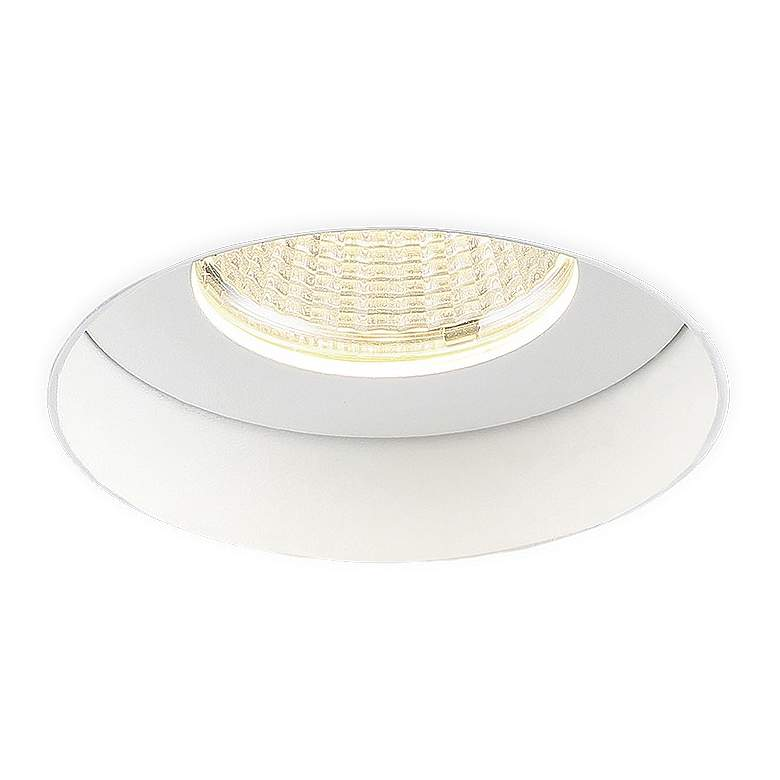 "Amigo 3"" White 15 Watt LED Round Trimless"