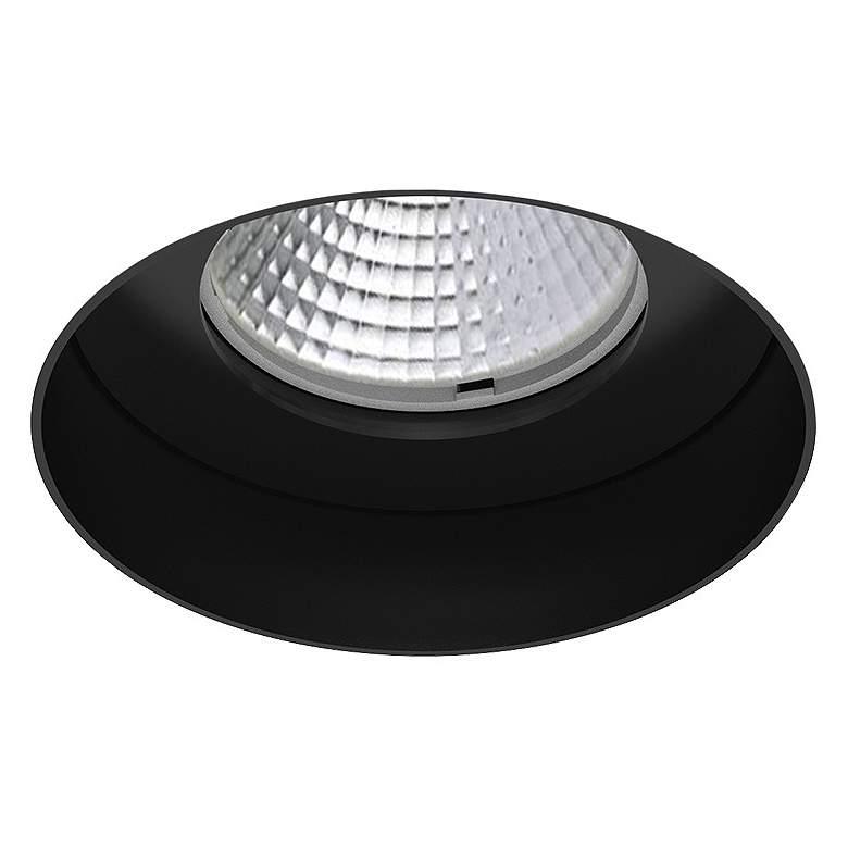 """Amigo 3"""" Black 15 Watt LED Round Trimless"""