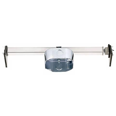 Expandable Chandelier-Ceiling Fan Safety Brace