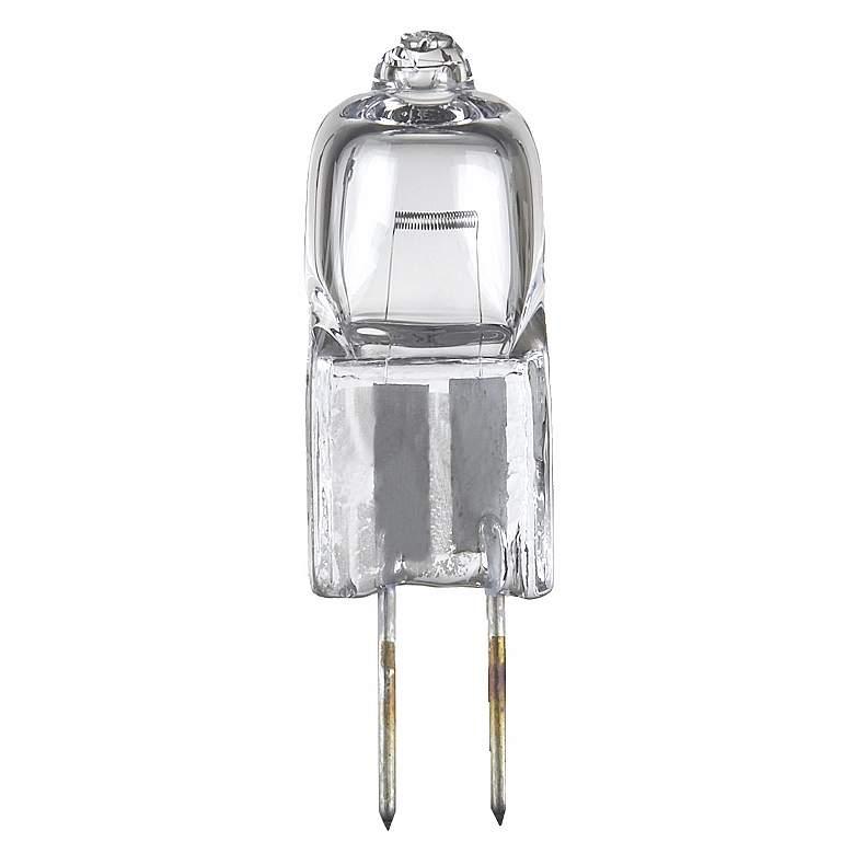 5-Watts 12-Volts G4 Bi-Pin Halogen Light Bulb
