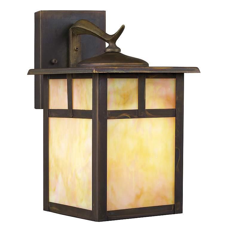 "Kichler Alameda  11 1/2"" High Outdoor Wall Light"