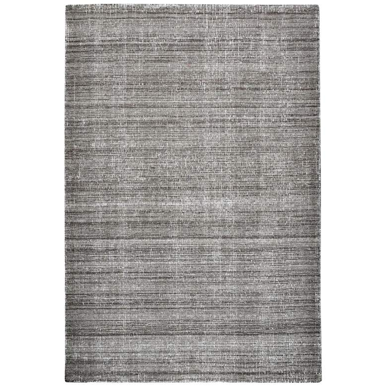 Uttermost Medanos 5'x8' Charcoal Faded Area Rug