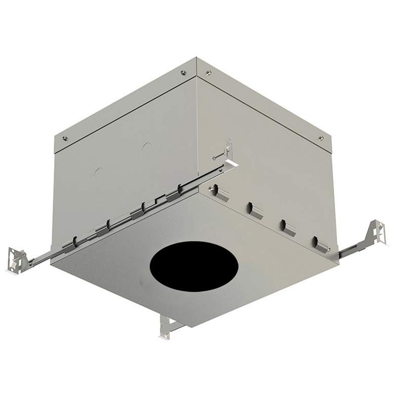 """11""""W Steel Airtight IC-Rated Box for 3 1/4"""""""