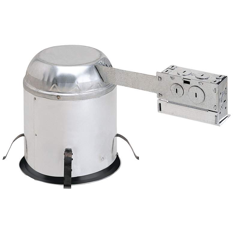 """Nora Line Volt 6"""" Airtight IC Remodel Recessed Housing"""