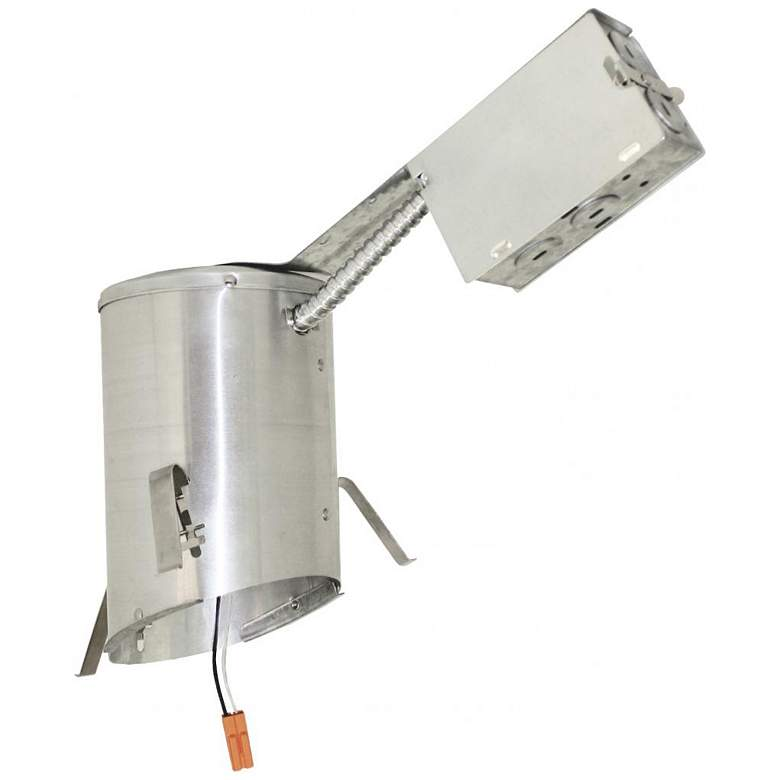 """Elco 4"""" IC Airtight Sloped Ceiling Remodel LED Housing"""