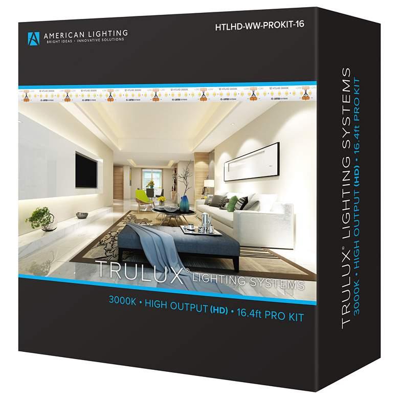 High Output HD Pro Kit 16.4-Feet White LED