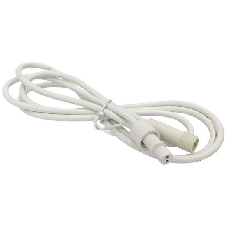 Nora M2-Series 4' White Quick Connect Extension Cable