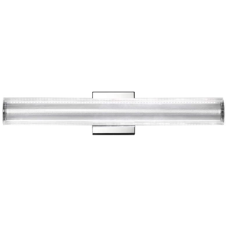 "Eurofase Landor 24"" Wide Chrome Bar LED Bath Light"