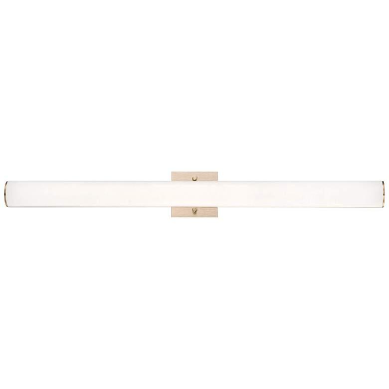 "Eurofase Springfield 23 1/2"" Wide Goldfa Bar LED Bath Light"