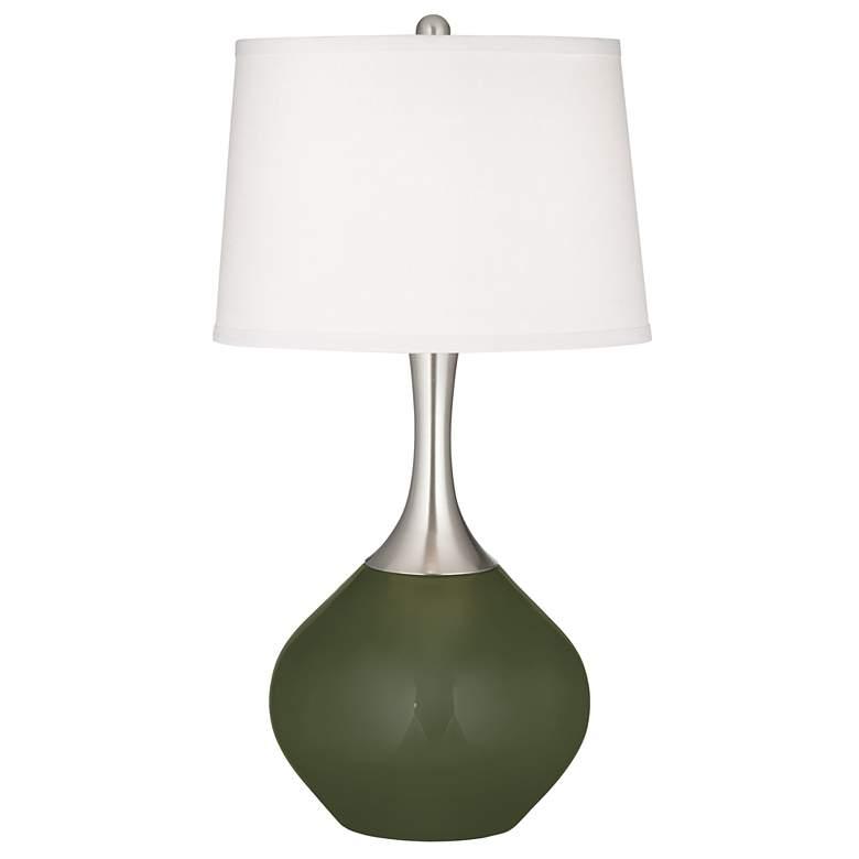 Secret Garden Spencer Table Lamp with Dimmer